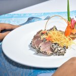 Le Bleu Marine (Restaurant panoramique)